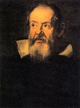 ガリレオ肖像画