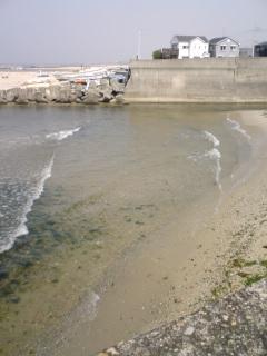 明石 谷八木川河口付近 2007-05-27T09:38+09:00